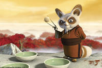 Kung fu Master Shifu (Dustin Hoffman), who has already trained the legendary Furious Five, is now charged with transforming an out-of-shape giant panda named Po into a kung fu fighting machine in