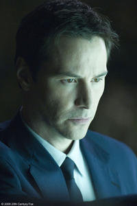 Keanu Reeves as Klaatu in