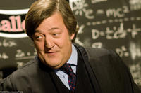 Stephen Fry as himself in