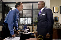 Hugh Laurie and Forest Whitaker in
