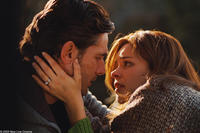 Eric Bana as Henry and Rachel McAdams as Clare in
