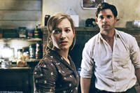 Franka Potente and Eric Bana in
