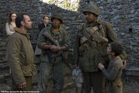 Walton Goggins as Capt. Nokes, Laz Alonso as Hector, Omar Benson Miller as Sam, Matteo Sciabordi as Angelo in