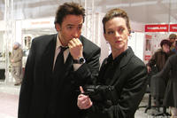 John Cusack and Joan Cusack in