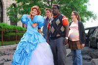 Enchanted Princess (Nicole Parker), Will (Matt Lanter), Calvin (Garry