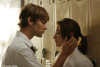 Chace Crawford as Joseph and Haley Bennett as Molly in