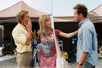 Thomas Haden Church as Hartman, Sandra Bullock as Mary and Bradley Cooper as Steve in