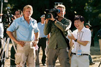 Thomas Haden Church as Hartman, Bradley Cooper as Steve and Ken Jeong as Angus in