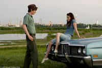 Eddie Redmayne as Gordy and Kristen Stewart as Martine in