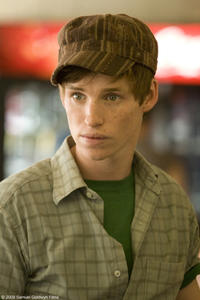Eddie Redmayne as Gordy in