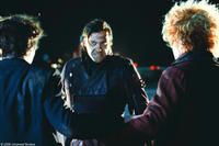 Chris Massoglia as Darren, Ray Stevenson as Murlaugh and John C. Reilly as Larten Crepsley in