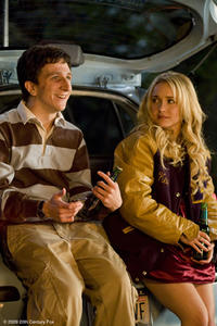 Paul Rust as Denis and Hayden Panettiere as Beth in