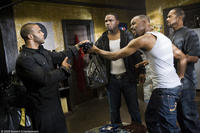 Omari Hardwicke as Shavoo, Darius McCrary as Buddy, Wood Harris as Guch and Mike Epps as Brody in