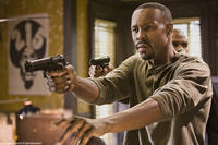 Wood Harris as Guch in