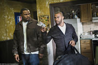 Darius McCrary as Buddy and Omari Hardwick as Shavoo in