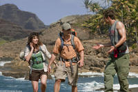 Milla Jovovich as Cydney, Steve Zahn as Cliff and Timothy Olyphant as Nick in