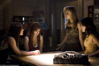 Briana Evigan as Cassidy, Rumer Willis as Ellie, Leah Pipes as Jessica and Jamie Chung as Claire in