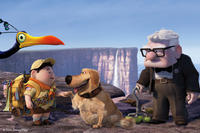 Kevin, Russell, Dug and Carl in
