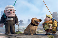 Carl Fredericksen, Dug and Russell in
