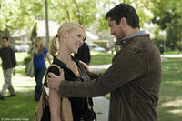 Katherine Heigl as Abby and Gerard Butler as Mike in
