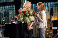 Katherine Heigl as Abby and Bree Turner as Joy in