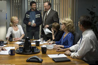 Katherine Heigl as Abby, Gerard Butler as Mike, Nick Searcy as Stuart, Bree Turner as Joy, Cheryl Hines as Georgia and John Michael Higgins as Larry in