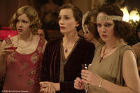 Kimberley Hixon as Hilda, Kristin Scott Thomas as Mrs. Whittaker and Charlotte Riley as Sarah in