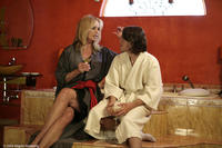 Susan Anton as Sandra and Kyle Jordan as Nick in