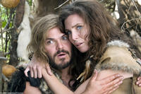 Jack Black as Zed and June Diane Raphael as Maya in