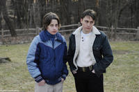 Rory Culkin as Scott Bartlett and Kieran Culkin as Jimmy Bartlett in
