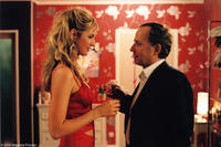 Louise Bourgoin as Audrey and Fabrice Luchini as Bertrand in