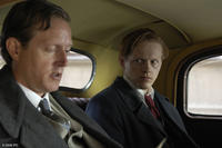 Peter Mygind as Aksel Winther and Thure Lindhardt as Flame in