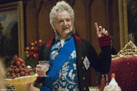 Jim Broadbent as King William in