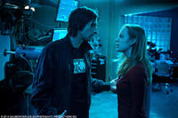 Adrien Brody as Clive and Sarah Polley as Elsa in