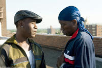 Don Cheadle as Tango and Wesley Snipes as Caz in