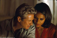 Richard Gere as Eddie and Shannon Kane as Chantal in