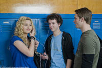 Aly Michalka as Charlotte, Gaelan Connell as Will and Scott Porter as Ben in