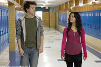 Gaelan Connell as Will and Vanessa Hudgens as Sa5m in