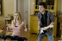 Lisa Kudrow as Karen and Gaelan Connell as Will in