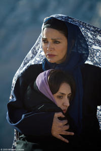 Shohreh Aghdashloo as Zahra and Mozhan Marno as Soraya M. in