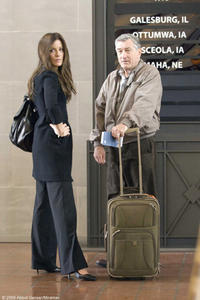 Kate Beckinsale as Amy and Robert De Niro as Frank in
