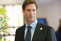 Aaron Eckhart as Burke in