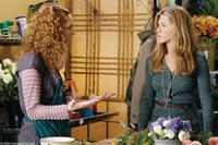 Judy Greer as Marty and Jennifer Aniston as Eloise in