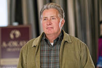 Martin Sheen as Burke's father-in-law in