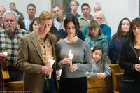 Simon Baker as Jack Bishop and Paz Vega as Amaya in