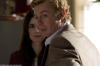 Paz Vega as Amaya and Simon Baker as Jack Bishop in