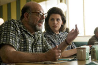 Fred Melamed as Sy Ableman and Sari Lennick as Judith Gopnik in
