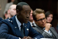 Don Cheadle as Col. James ``Rhodey'' Rhodes in