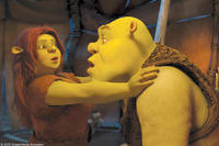 Fiona and Shrek in