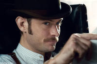 Jude Law as Dr. Watson in